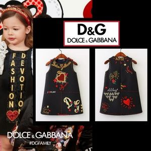 New!❤D&G In Love Collection Dress!❤